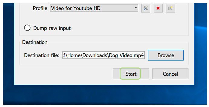 How to use VLC convert MXF videos freely – DigitalCam Workflows
